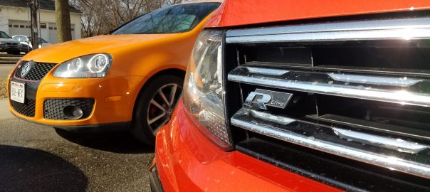 orange front ends